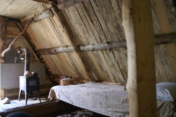 Эко-отель «Лес» Ленинградская область Шалаш «У Феди», фото 4