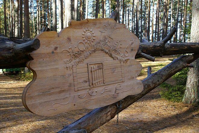Эко-отель «Лес» Ленинградская область, фото 12