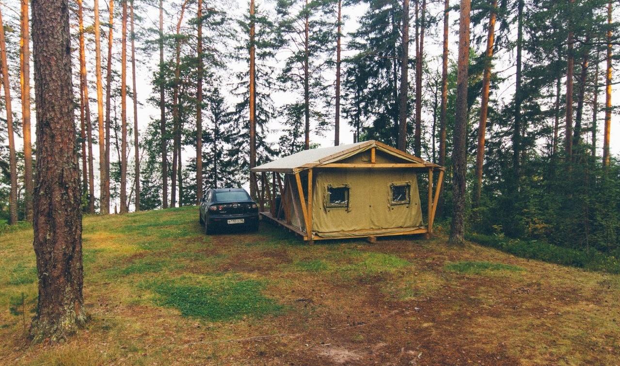 Эко-отель «Лес» Ленинградская область, фото 4