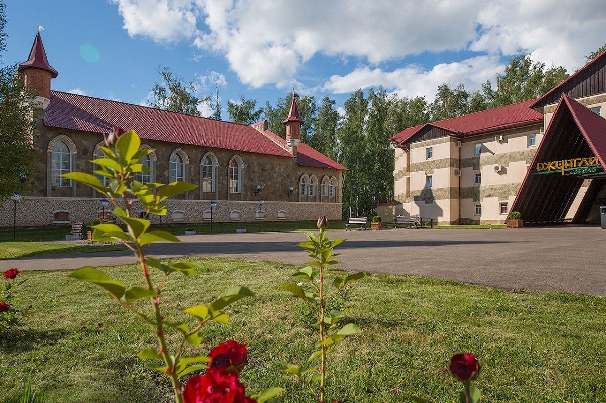 Загородный клуб «Айвенго» Московская область, фото 2