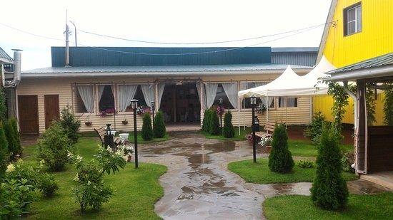 Гостиничный комплекс Алпатьево Московская область, фото 4