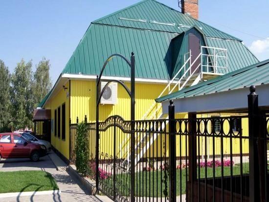 Гостиничный комплекс Алпатьево Московская область, фото 2