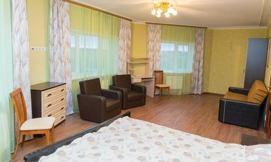 Гостиничный комплекс «Алирико» Московская область Апартаменты в гостевом доме, фото 3