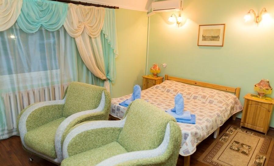 Гостиничный комплекс «Алирико» Московская область Номер «Люкс» в гостинице/гостевом доме, фото 2