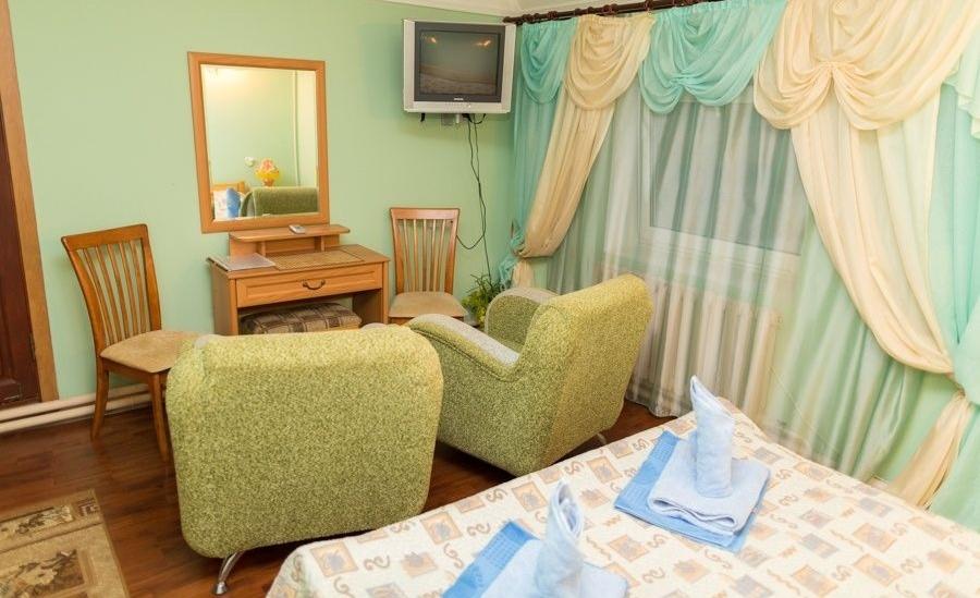 Гостиничный комплекс «Алирико» Московская область Номер «Люкс» в гостинице/гостевом доме, фото 3