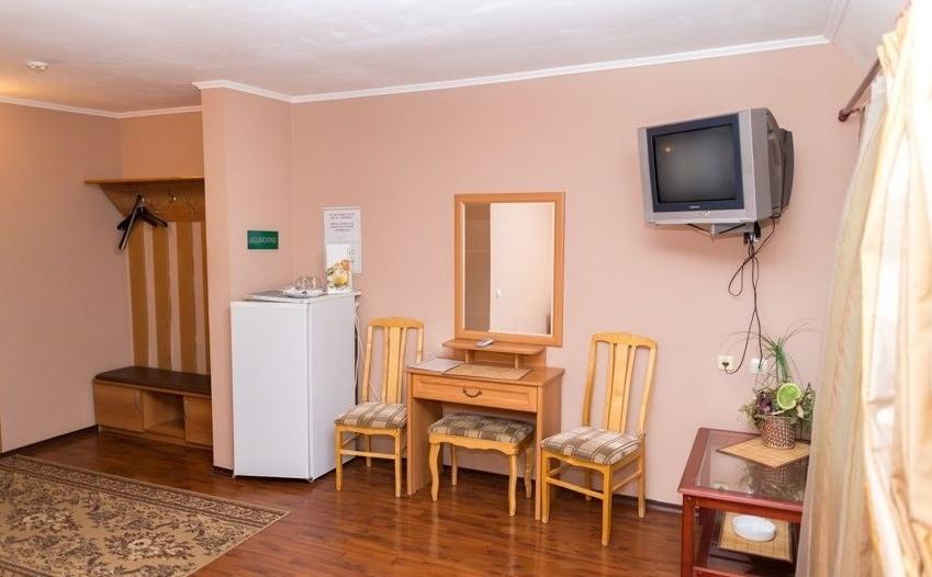 Гостиничный комплекс «Алирико» Московская область Номер «Стандарт» в гостинице/гостевом доме, фото 4