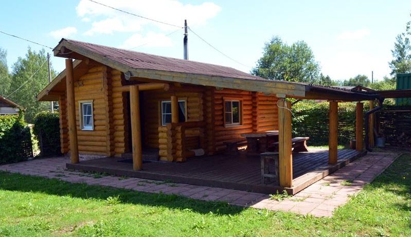 База отдыха «Рыбацкое подворье Владимировка» Московская область, фото 8