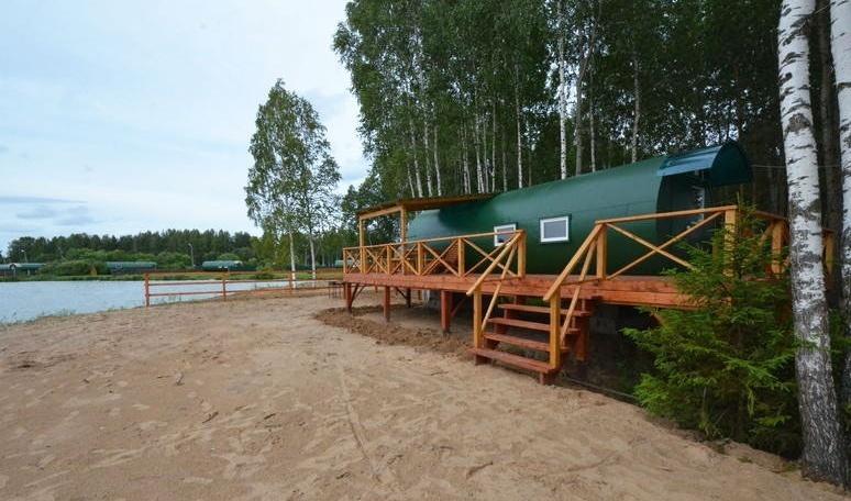 База отдыха «Рыбацкое подворье Владимировка» Московская область, фото 13