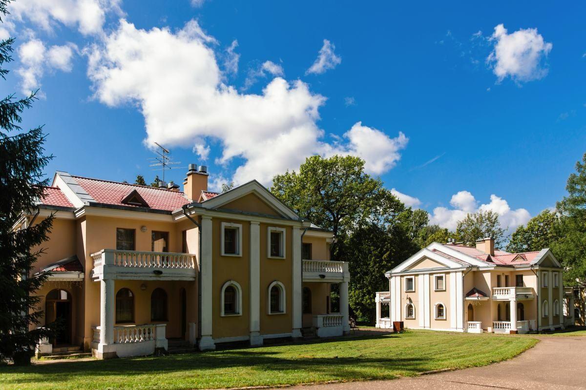 Загородный отель «Усадьба Малеевка» Московская область Коттедж с сауной, фото 1