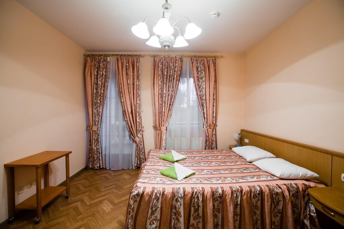 Загородный отель «Усадьба Малеевка» Московская область Коттедж с сауной, фото 3