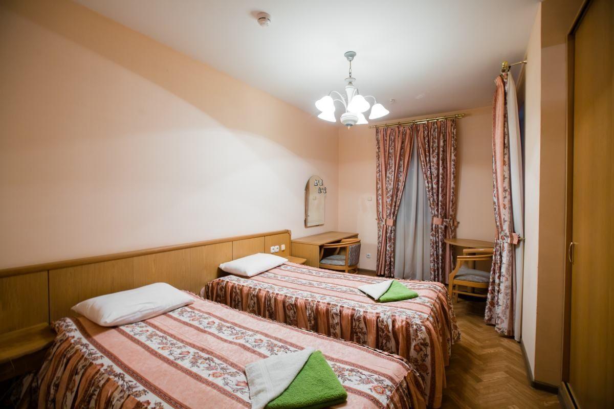 Загородный отель «Усадьба Малеевка» Московская область Коттедж с сауной, фото 4