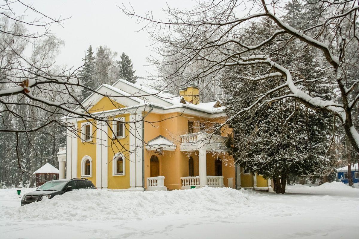 Загородный отель «Усадьба Малеевка» Московская область, фото 10
