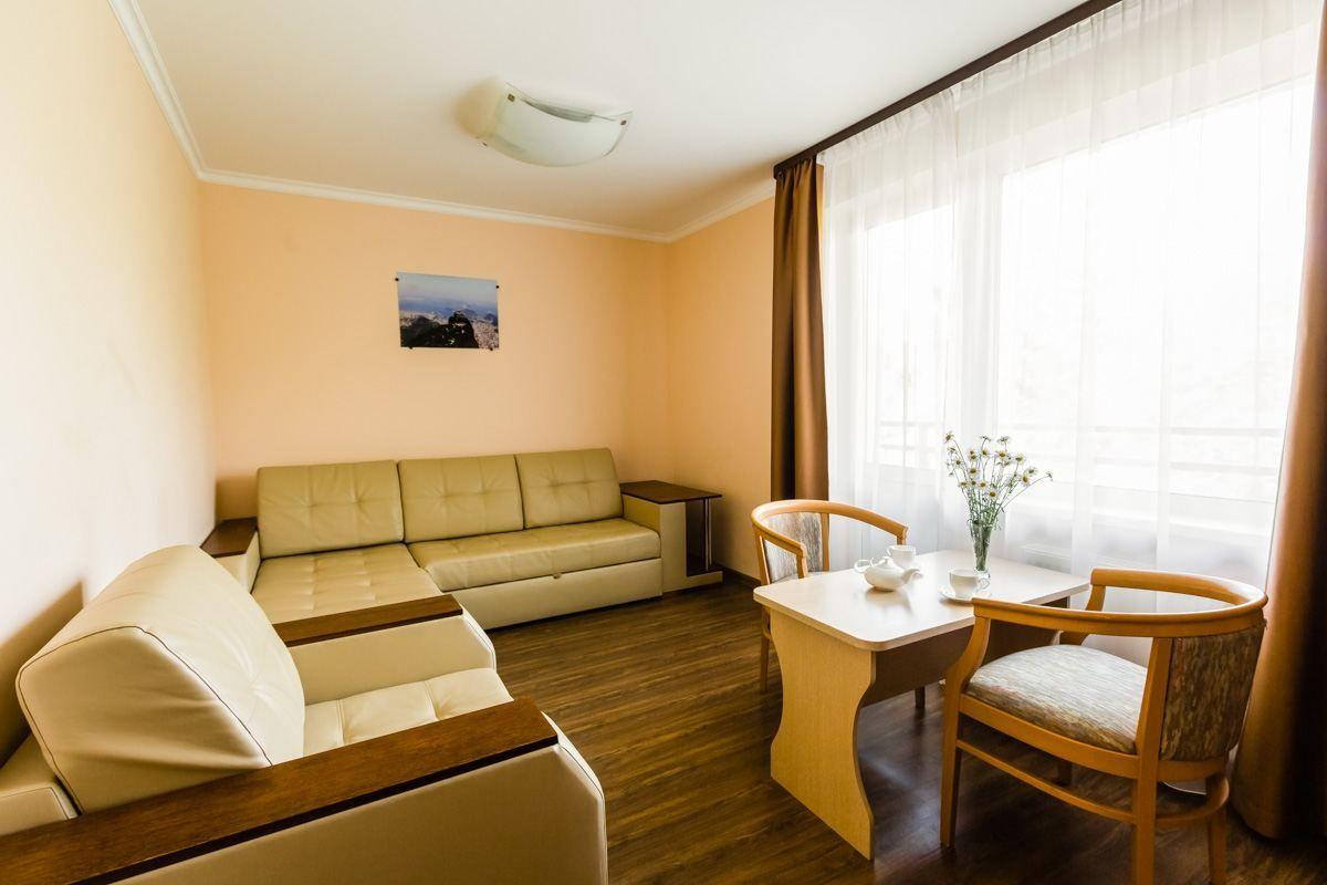 Загородный отель «Усадьба Малеевка» Московская область Люкс, фото 2