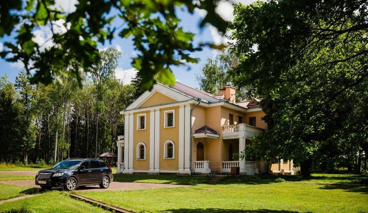 Загородный отель «Усадьба Малеевка» Московская область, фото 1