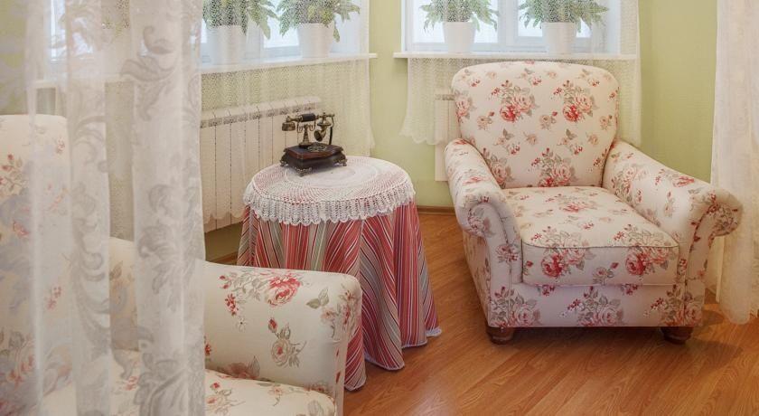 Гостевой дом «Викторианский коттедж» Московская область Викторианский коттедж, фото 9
