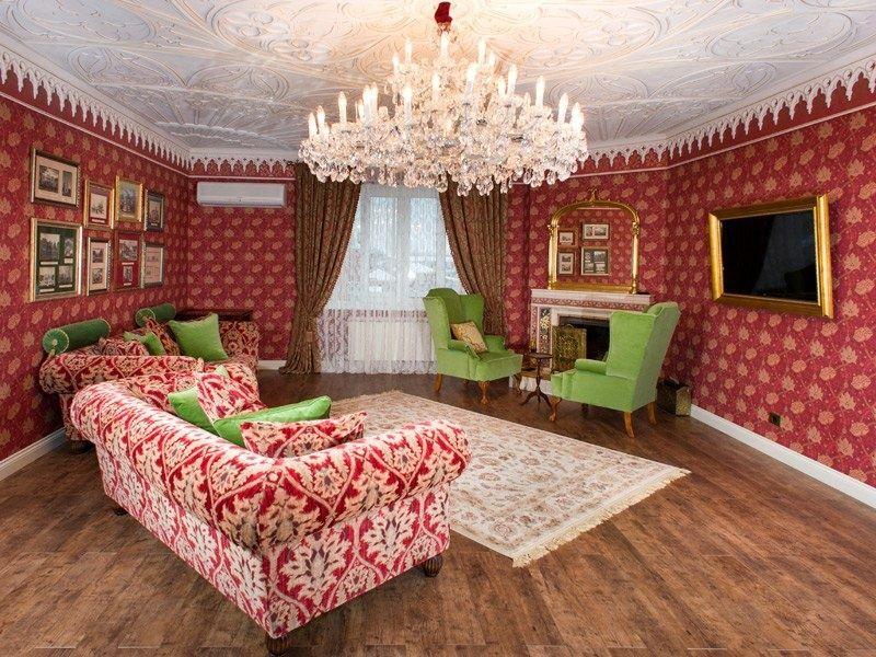 Гостевой дом «Викторианский коттедж» Московская область Викторианский коттедж, фото 3