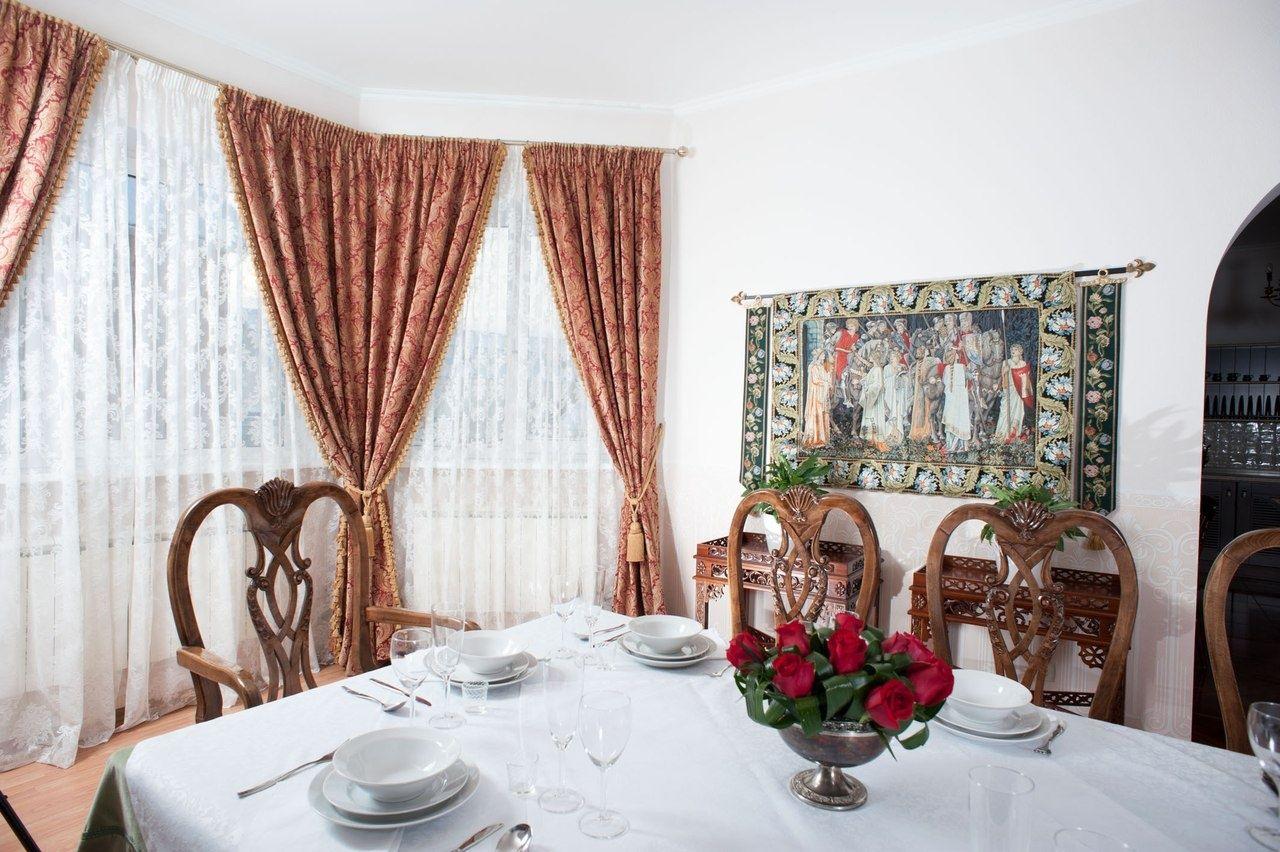 Гостевой дом «Викторианский коттедж» Московская область Викторианский коттедж, фото 12