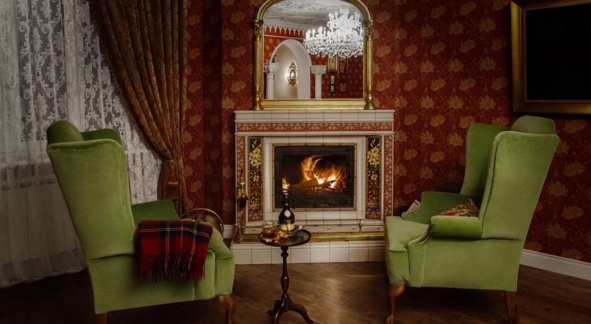 Гостевой дом «Викторианский коттедж» Московская область Викторианский коттедж, фото 6