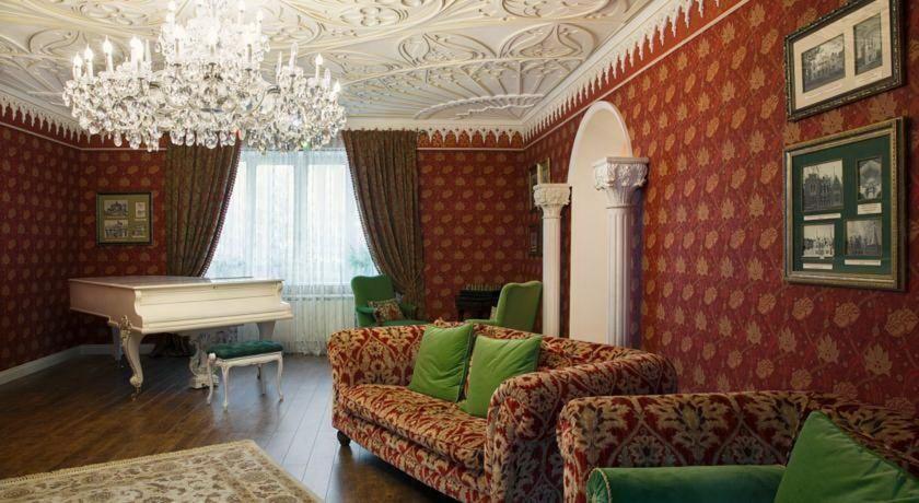 Гостевой дом «Викторианский коттедж» Московская область Викторианский коттедж, фото 4