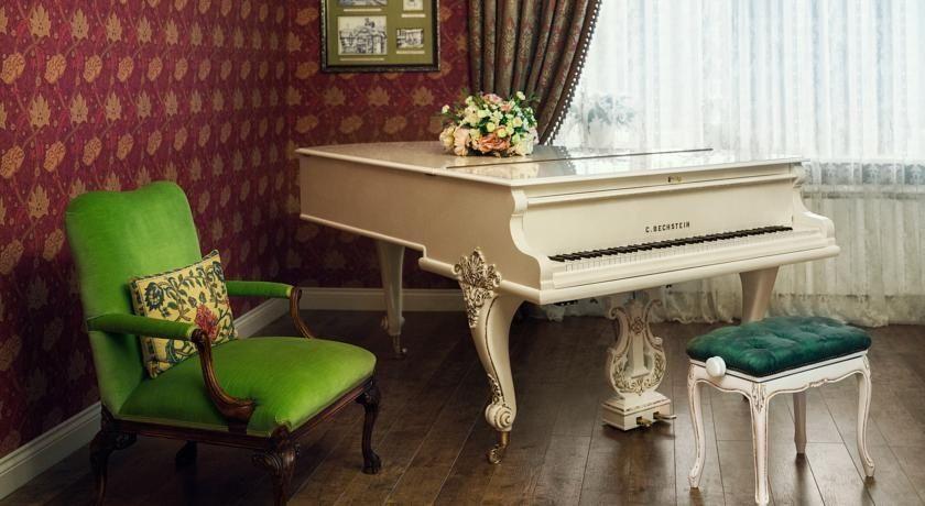 Гостевой дом «Викторианский коттедж» Московская область Викторианский коттедж, фото 5