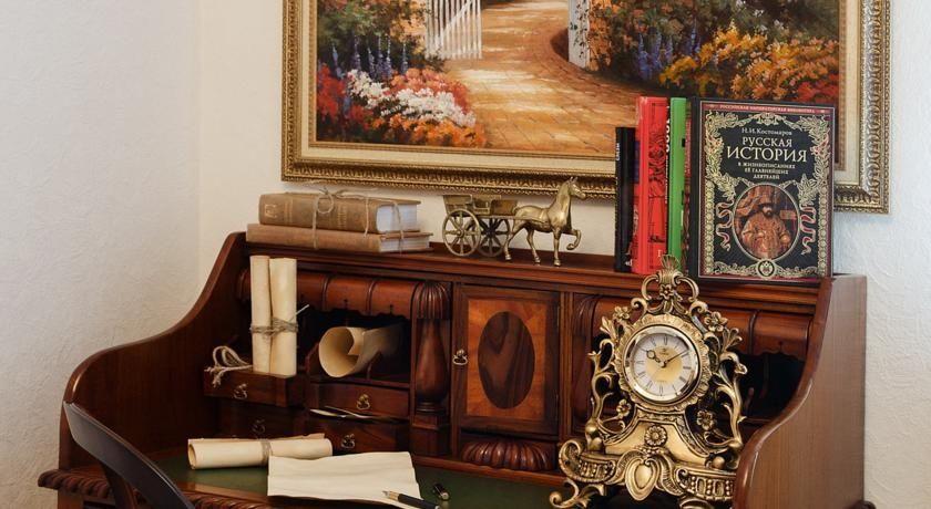 Гостевой дом «Викторианский коттедж» Московская область Викторианский коттедж, фото 8