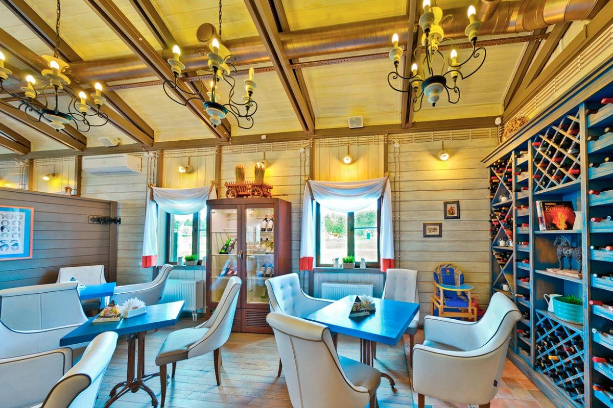 Коттеджный комплекс «Палисад Resort» (Петрухино-клуб) Московская область, фото 8