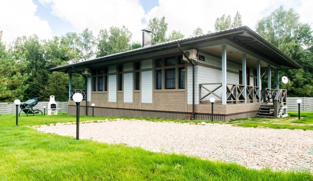 Коттеджный комплекс «Палисад Resort» (Петрухино-клуб) Московская область, фото 1