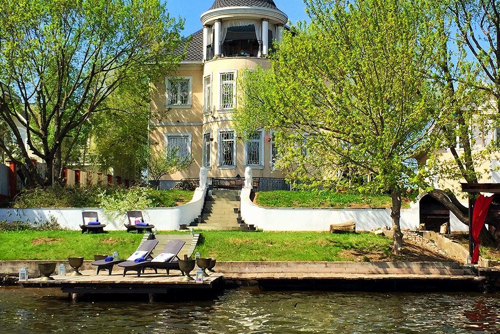 Бутик-отель «Вилла Марибэль» Московская область, фото 4