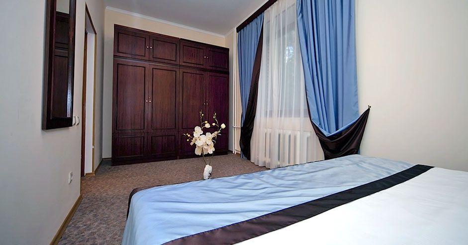 Загородный отель «Авантель Клаб Истра» Московская область Номер «Апартаменты» в корпусе «Тихий», фото 2