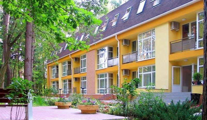 Загородный отель «Авантель Клаб Истра» Московская область, фото 1