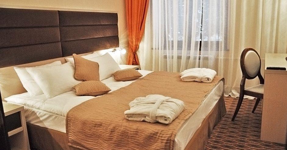 Загородный отель «Авантель Клаб Истра» Московская область Номер «Семейный Люкс» 2-комнатный в корпусе «Тихий», фото 1