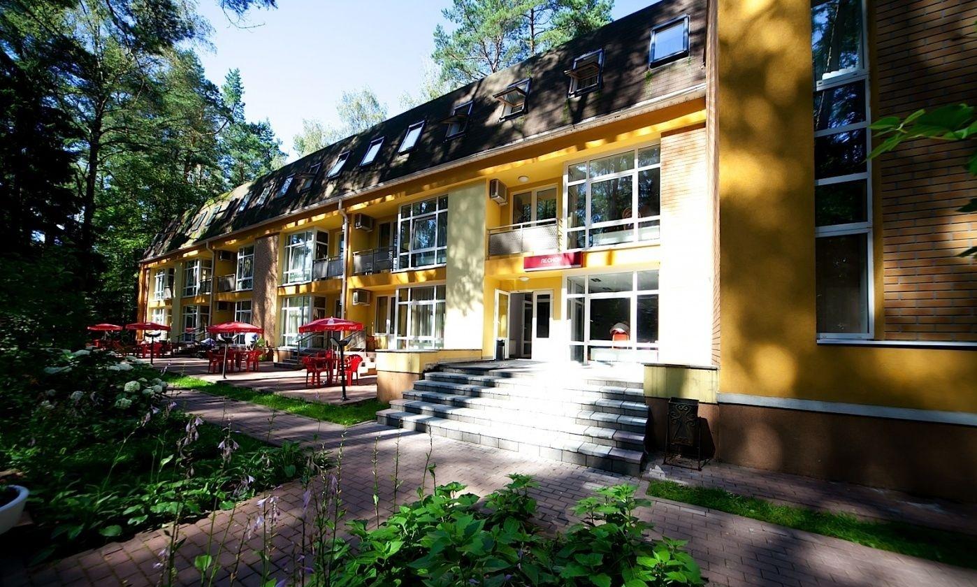 Загородный отель «Авантель Клаб Истра» Московская область, фото 3