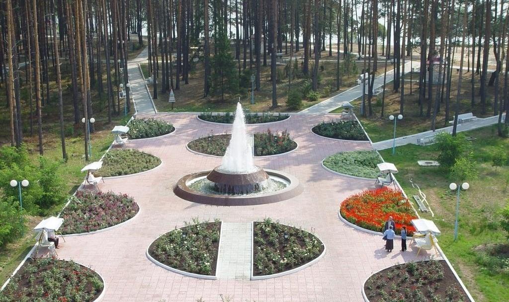 Санаторий «Озеро Белое» Московская область, фото 12