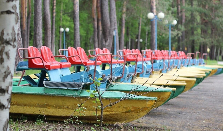Санаторий «Озеро Белое» Московская область, фото 13