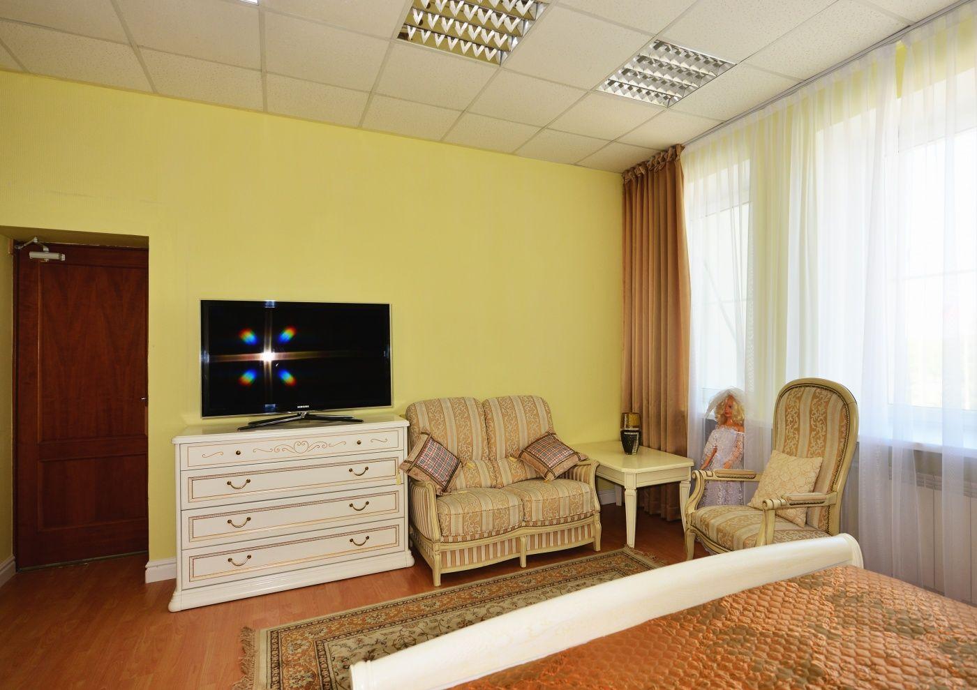 Загородный отель «Сибирская Венеция» Красноярский край Номер VIP для молодоженов, фото 3