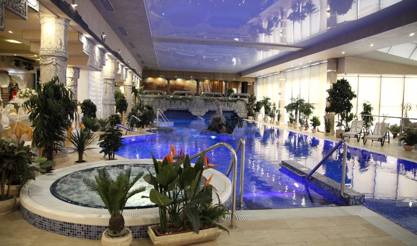 Гостиничный комплекс «Бережки-Холл» Московская область, фото 13