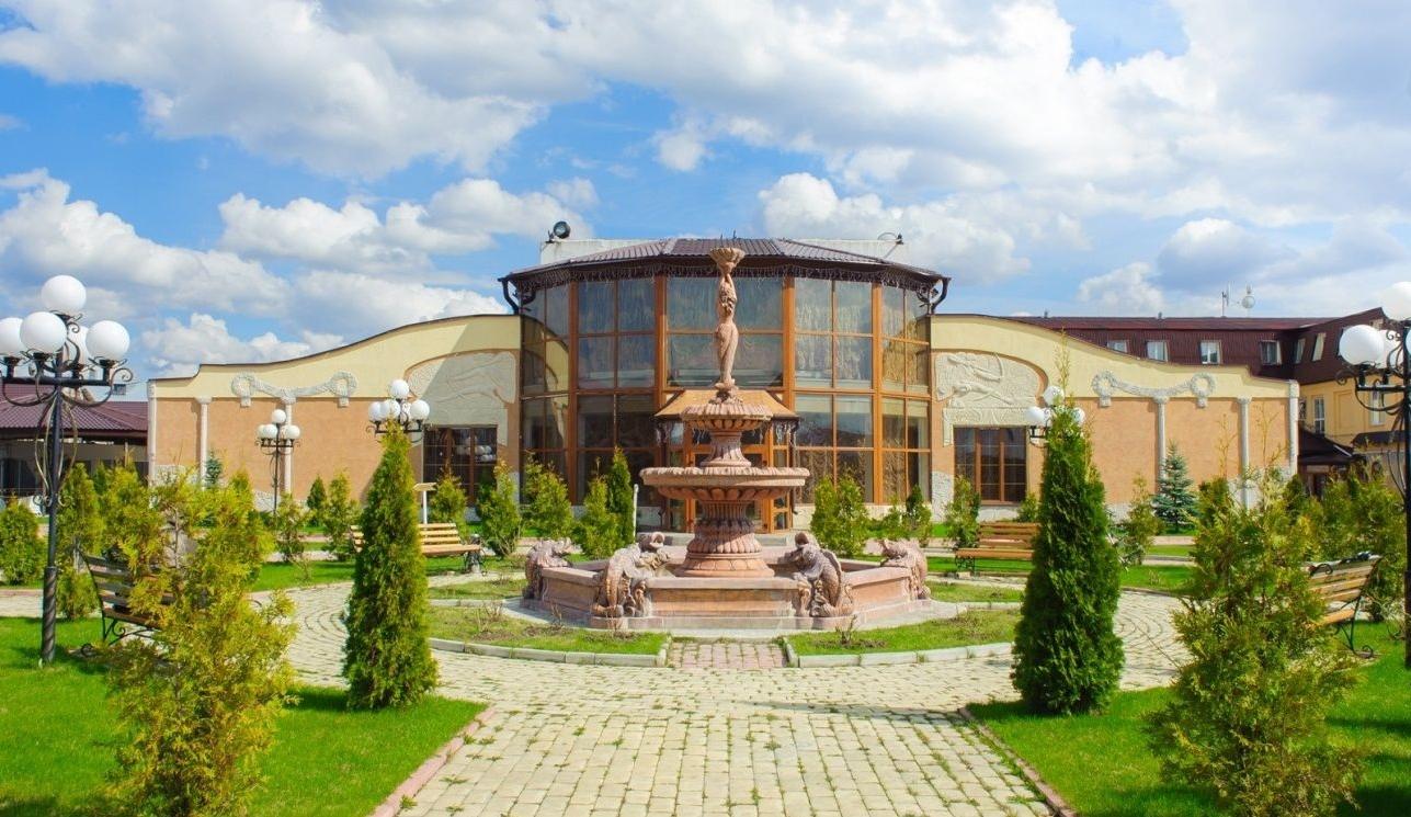 """Гостиничный комплекс """"Бережки-Холл"""" Московская область, фото 1"""