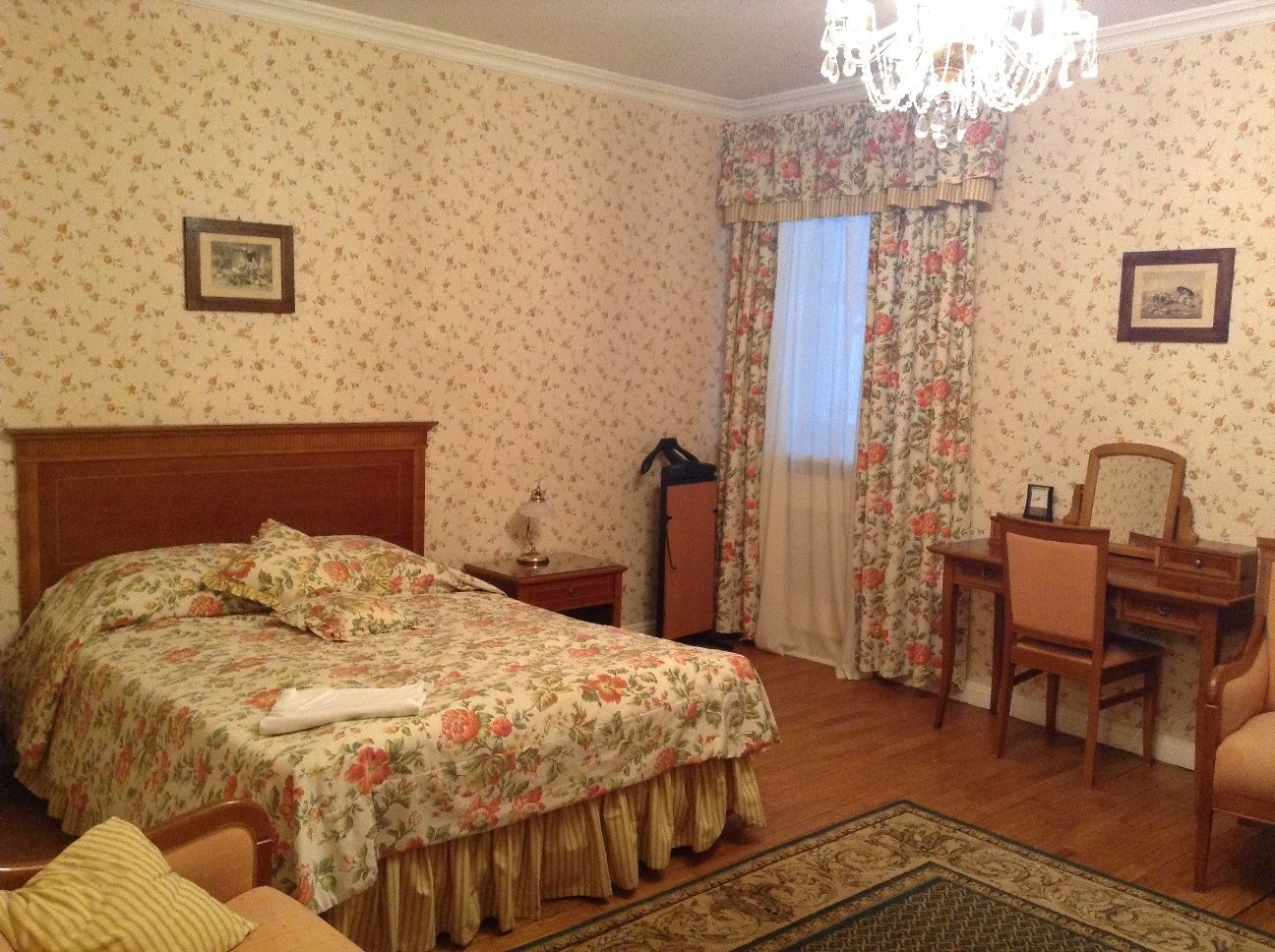 Sanatorium «Zvenigorod» Moscow oblast Lyuks VIP dvuhkomnatnyiy, фото 1