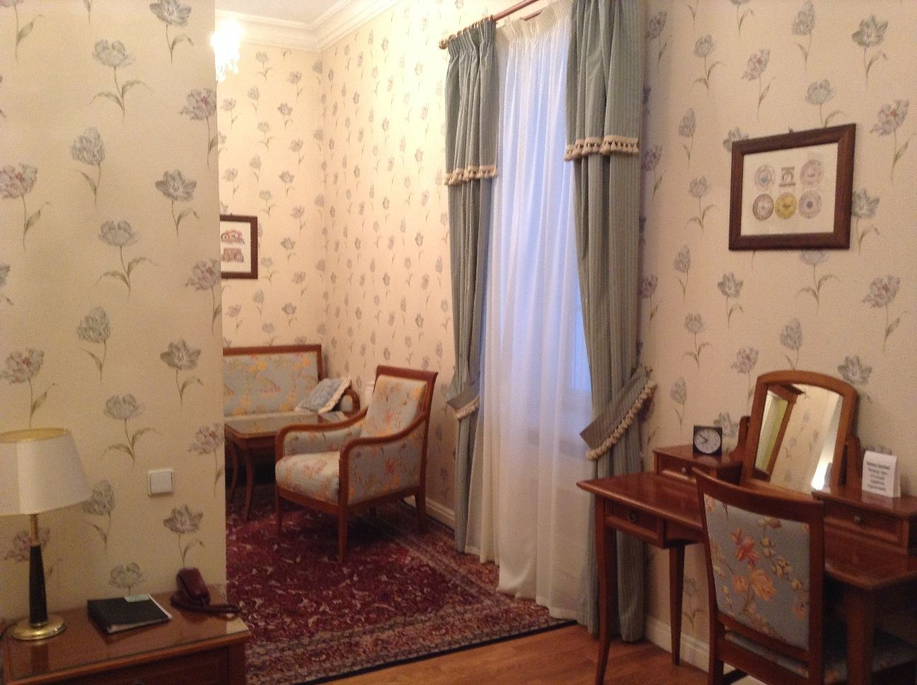 Sanatorium «Zvenigorod» Moscow oblast Lyuks dvuhmestnyiy №4, фото 2