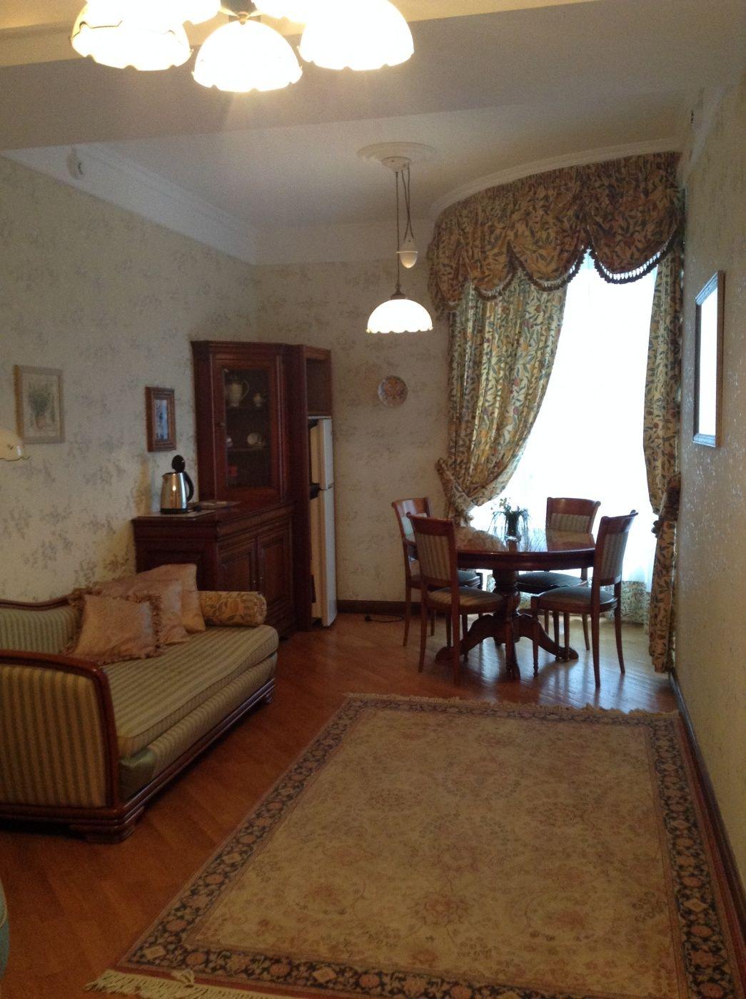 Sanatorium «Zvenigorod» Moscow oblast Apartamentyi VIP chetyirehkomnatnyie, фото 1