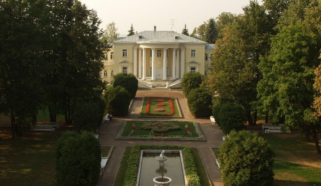 Sanatorium «Zvenigorod» Moscow oblast, фото 1