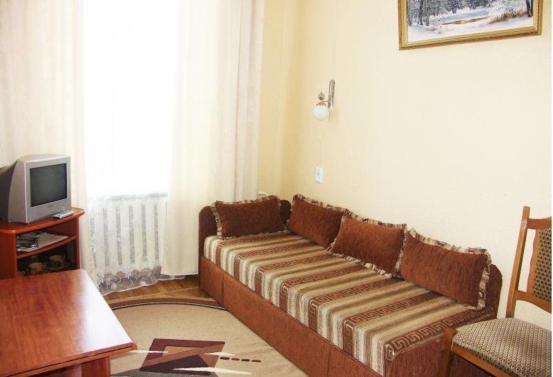 Санаторий «Дорохово» Московская область 2-местный 2-комнатный люкс, фото 2