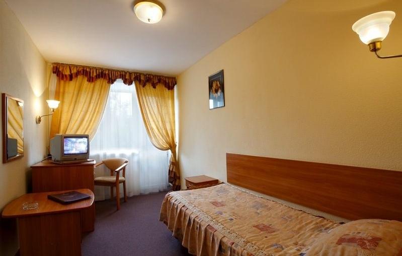 """Загородный отель """"HELIOPARK Thalasso"""" Московская область SNGL, фото 1"""