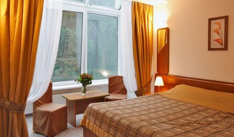 Загородный отель «HELIOPARK Thalasso» Московская область SUITE (корпуса 3, 4, 5), фото 1