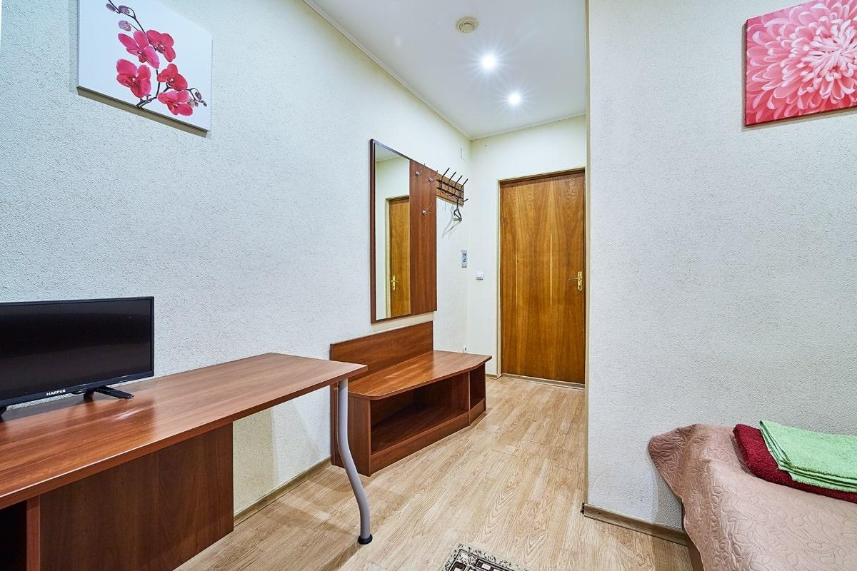 База отдыха «Zubovo Village Club» Московская область Номер «Стандарт» с одной кроватью, фото 2