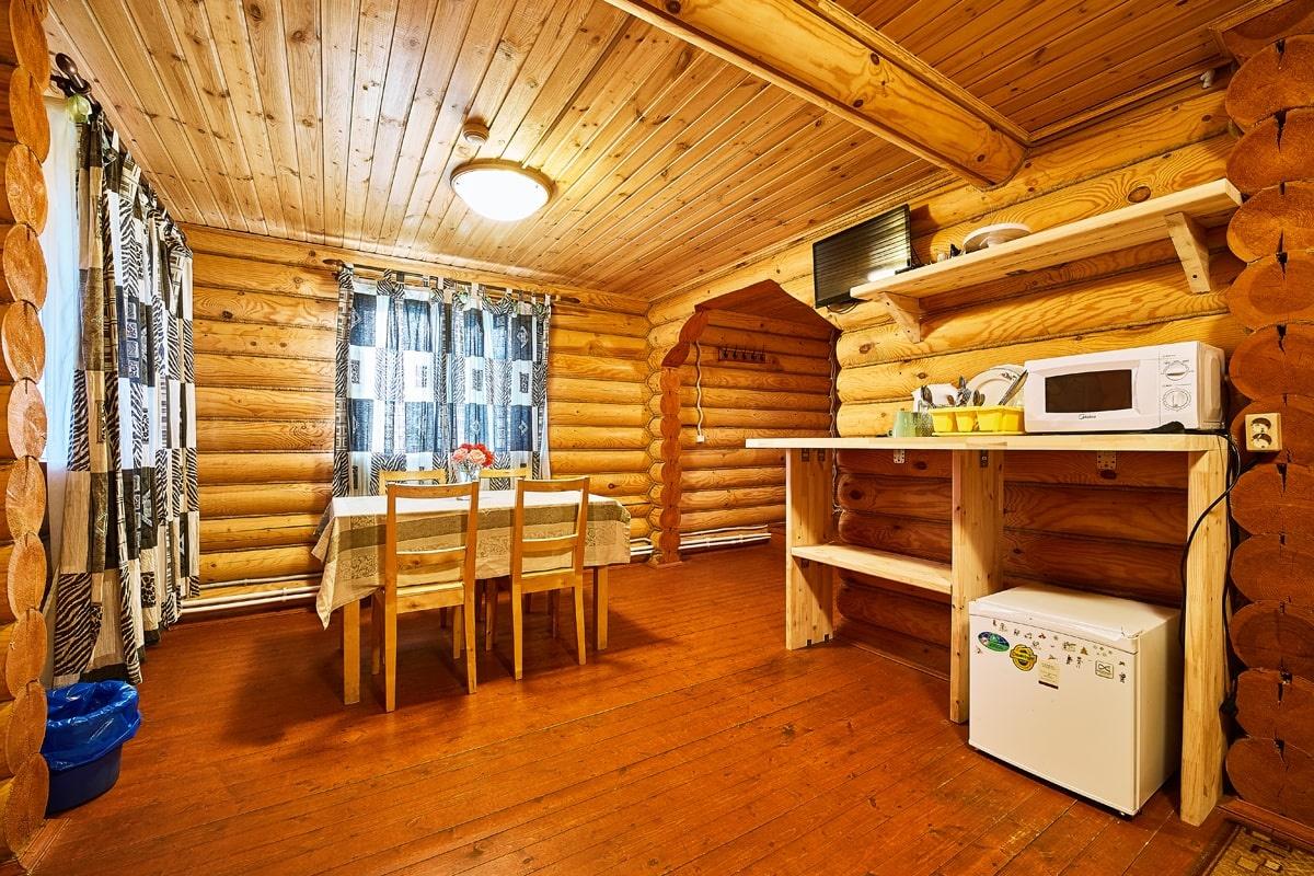 База отдыха «Zubovo Village Club» Московская область Коттедж 80 м2, фото 8