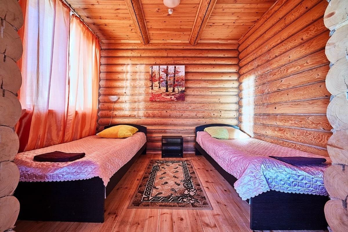 База отдыха «Zubovo Village Club» Московская область Коттедж 200 м2, фото 2