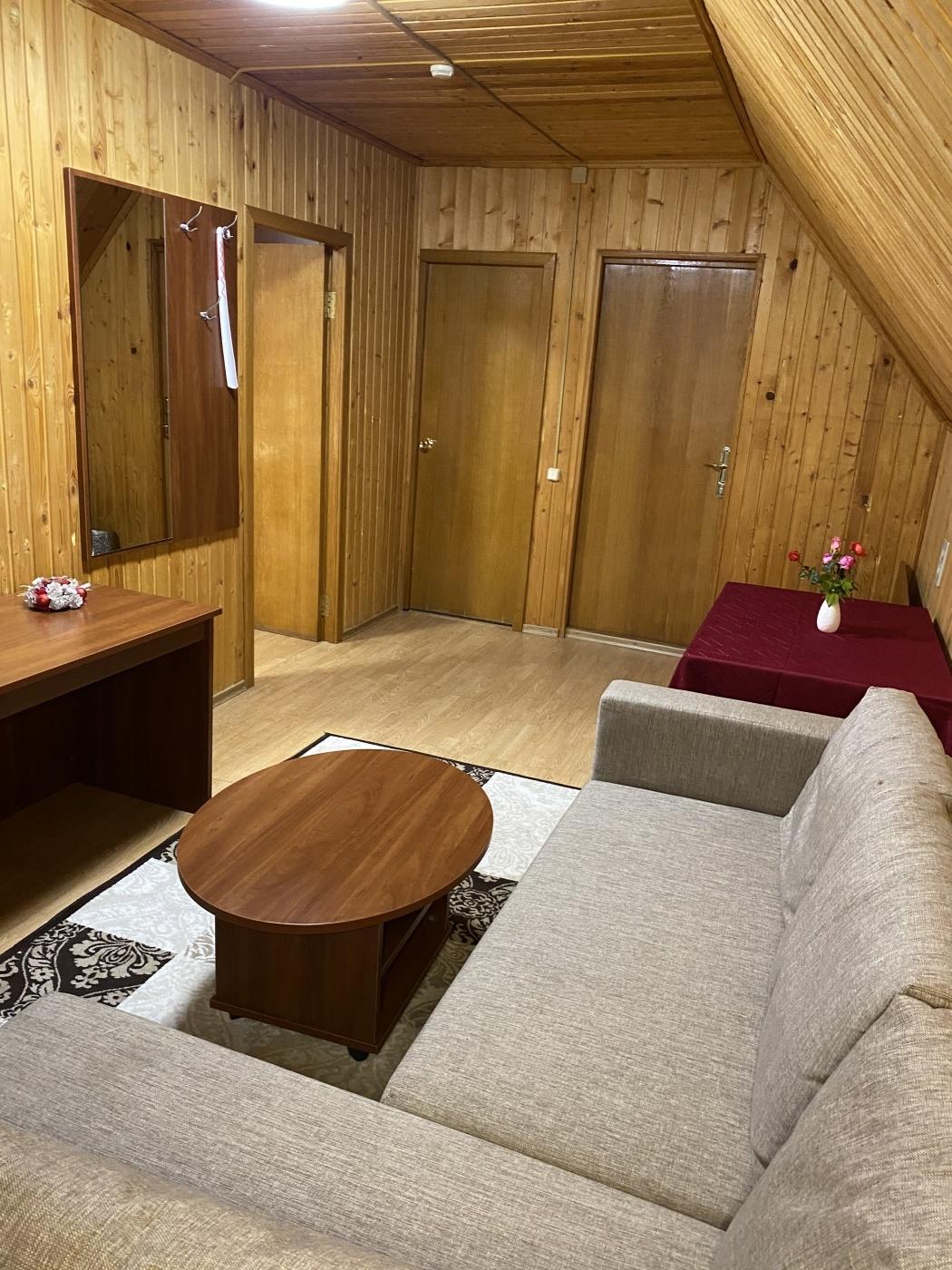 База отдыха «Zubovo Village Club» Московская область Номер «Стандарт» улучшенный, фото 4