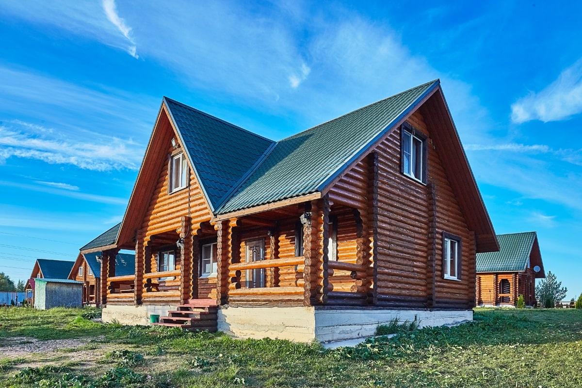 База отдыха «Zubovo Village Club» Московская область Коттедж 200 м2, фото 1