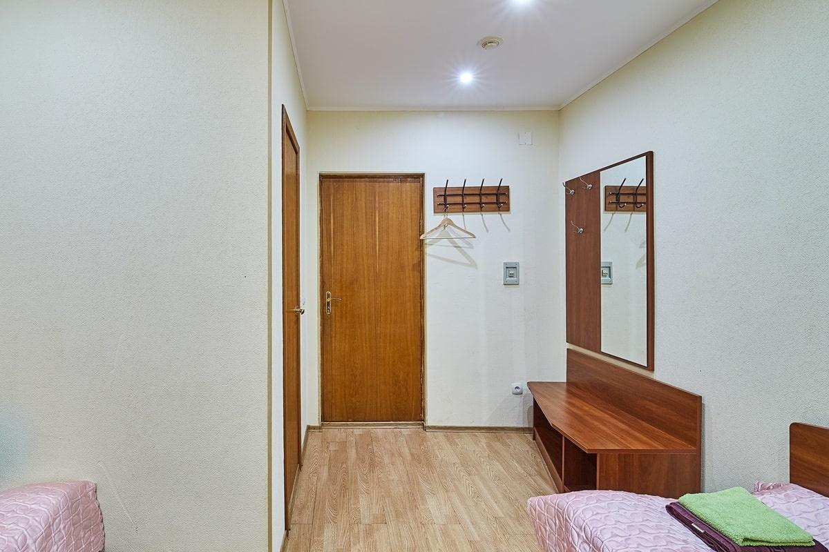 База отдыха «Zubovo Village Club» Московская область Номер «Стандарт» с двумя кроватями, фото 3